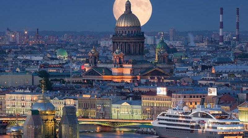 St. Petersburg + Zagreb (50 godina ruskog prijateljstva)