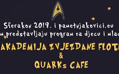 Akademija Zvjezdane flote & Quark's Café