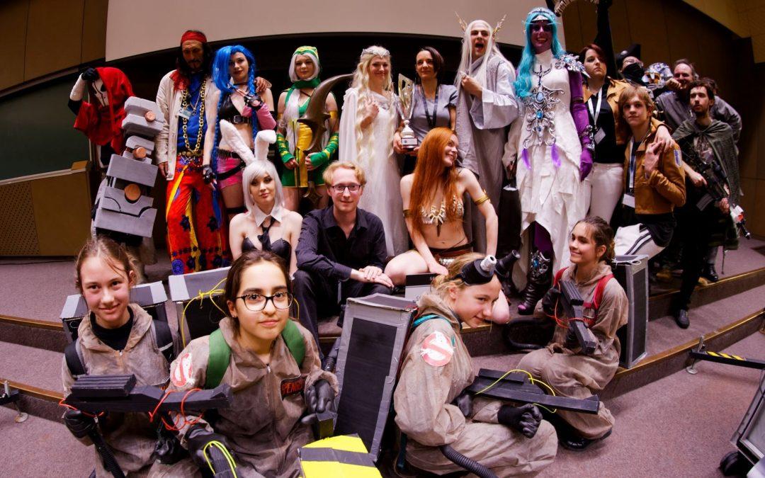 SFeraKonsko Online cosplay natjecanje